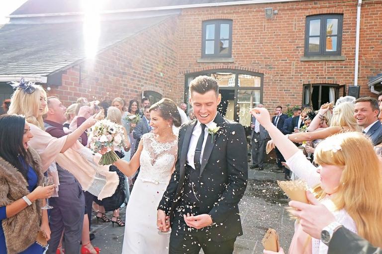 Hayley & Jamie, Destination Wedding